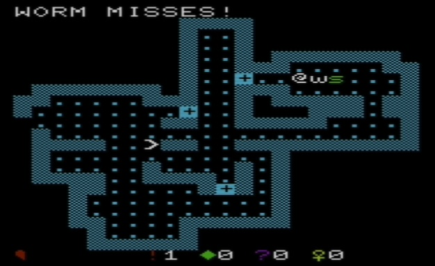 "Demons of Dex, nuevo ""roguelike"" para Commodore VIC-20"
