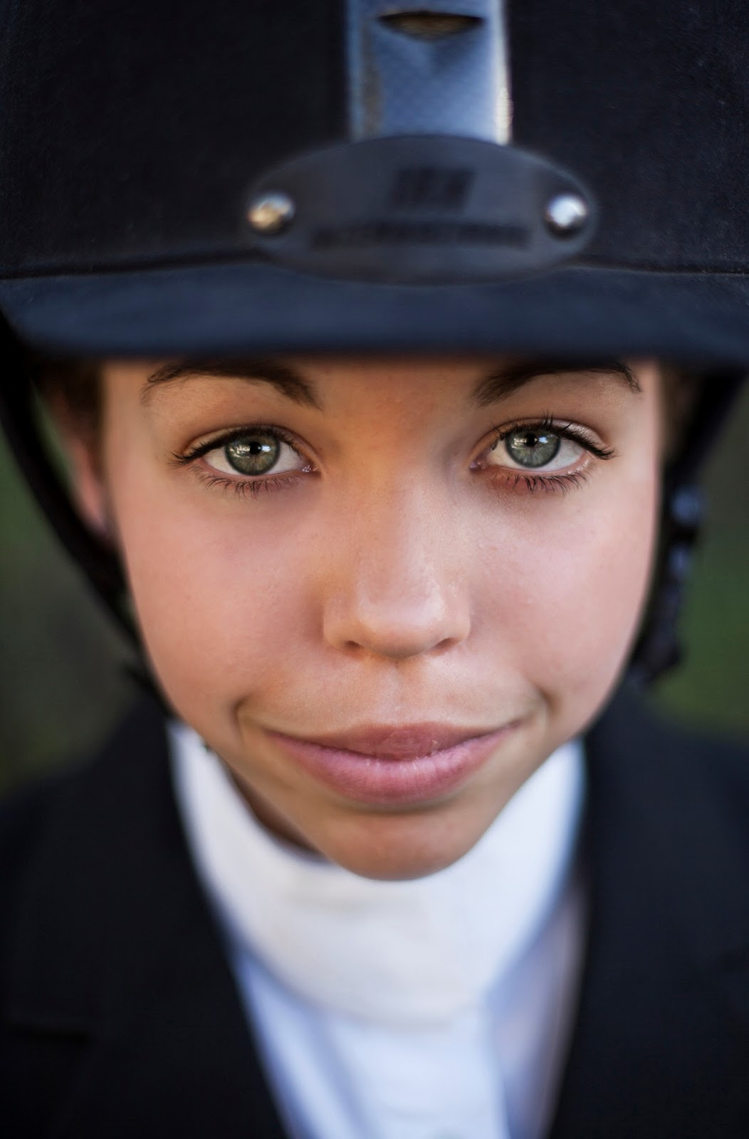 English Horseback Riding Competition Headshot in Ventura County, CA