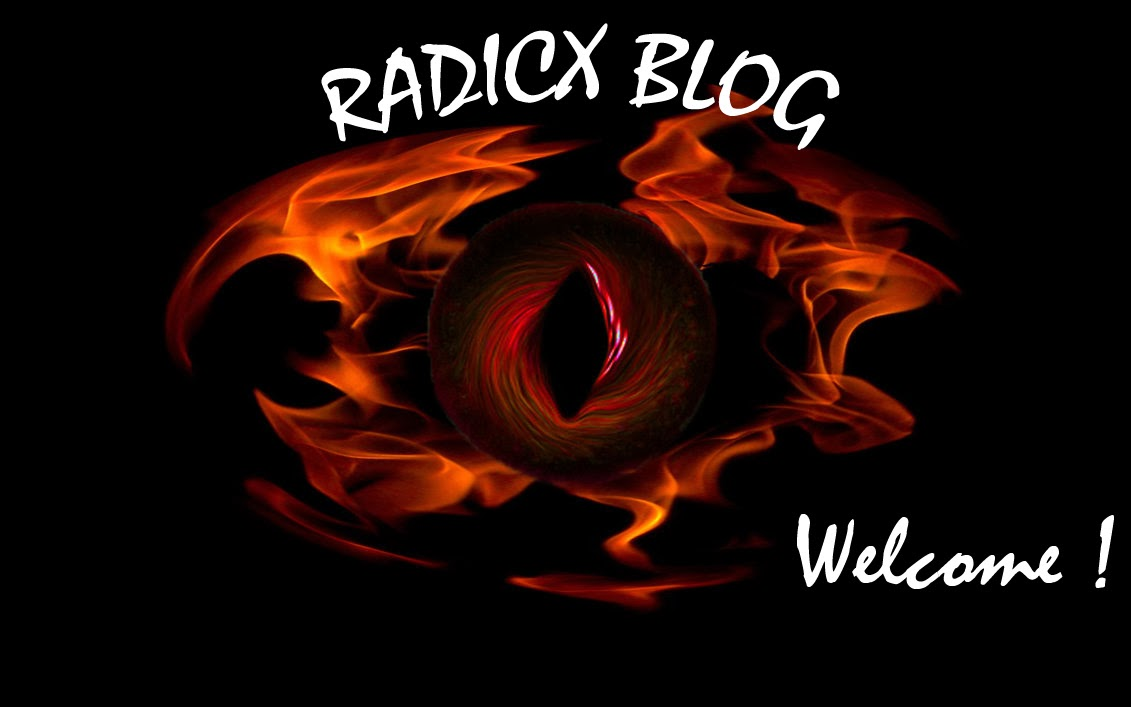 Radicx blog
