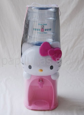 Mini Dispenser Cartoon Character