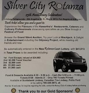 Silver City Rotanza Poster