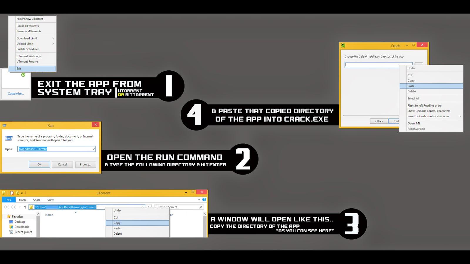uTorrent PRO v3.4.2 build 39586 Stable incl How to Crack jpg