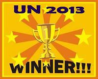 winner, be winner, un 2013