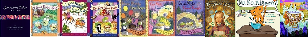 Books by Shelley Moore Thomas