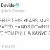 CELEBRITY LIFE: Davido's Advice To Olamide Months Ago!