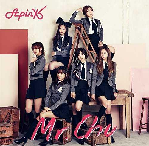[MUSIC] Apink – Mr. Chu (On Stage) ~Japanese Ver.~ (2015.02.18/MP3/RAR)