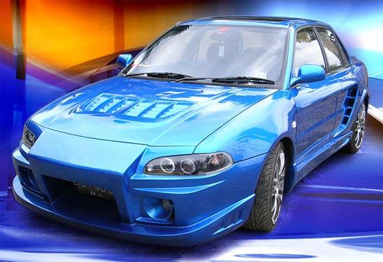Photo Mobil Modifikasi Dijual