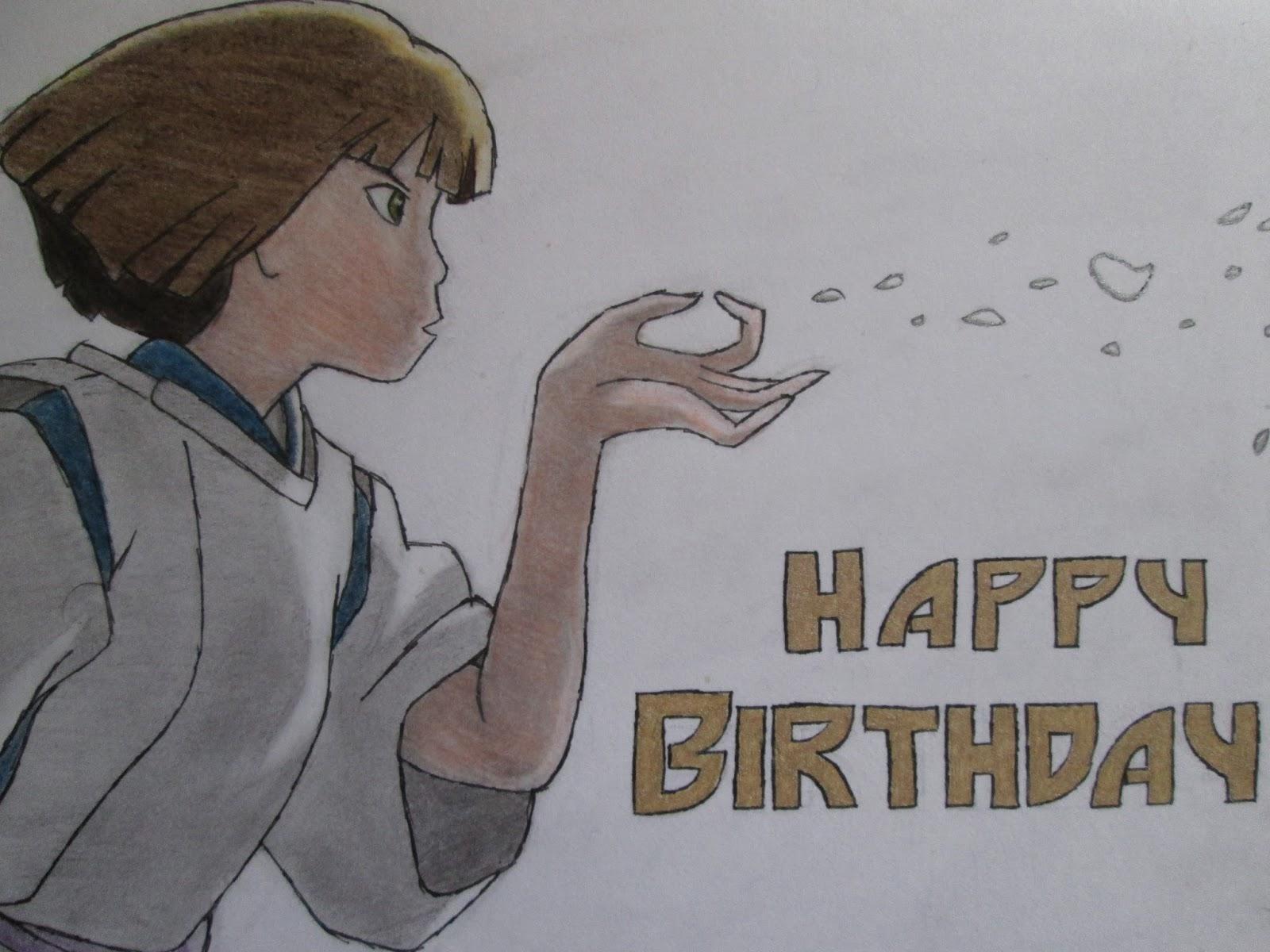 5 star artists haku birthday card and close up bookmarktalkfo Choice Image