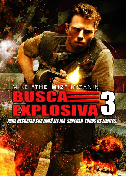 Baixar Filme Busca Explosiva 3 BDRip XviD Dual Audio Dublado – Torrent