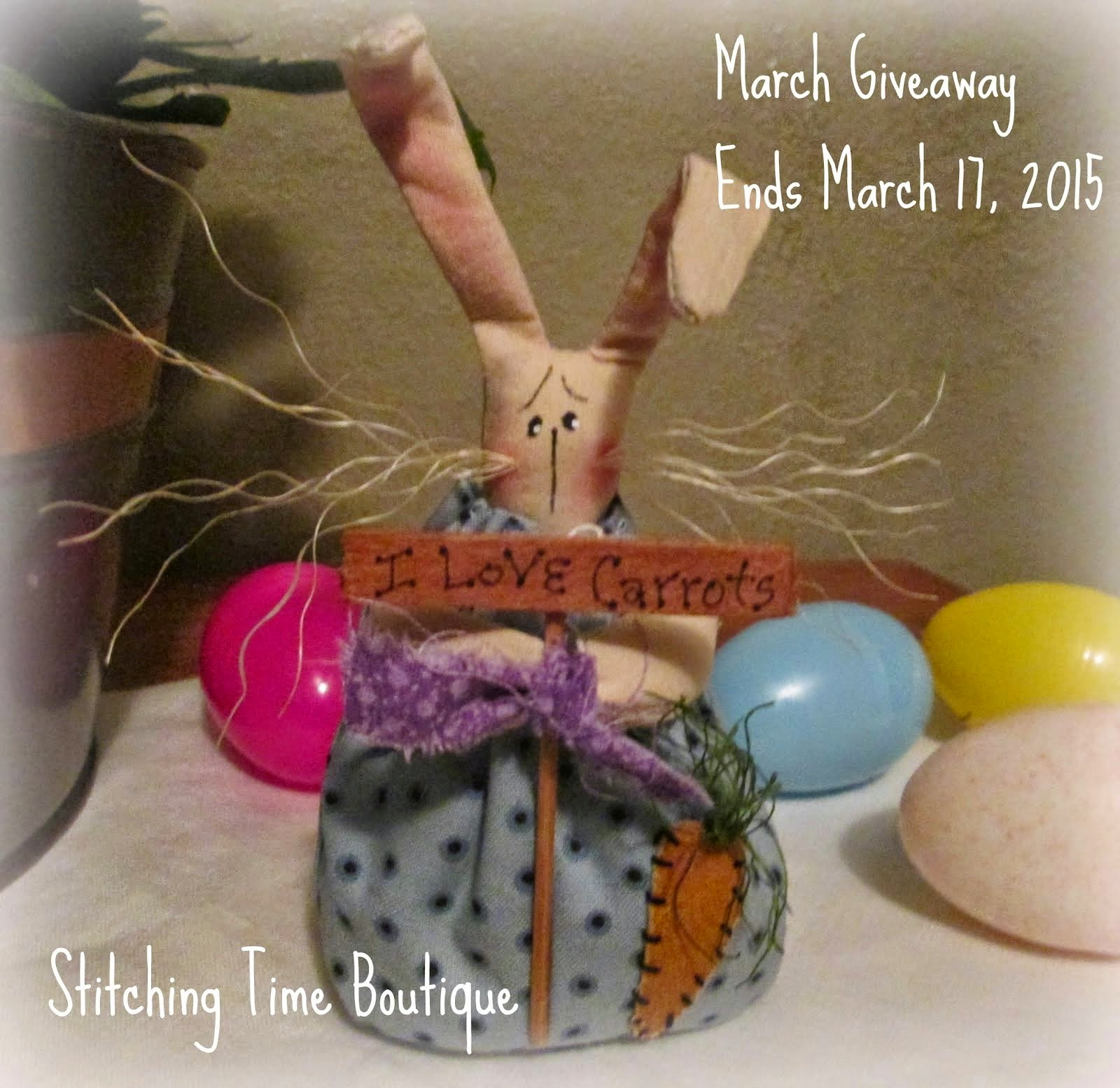 Stitching Time Boutique Giveaway