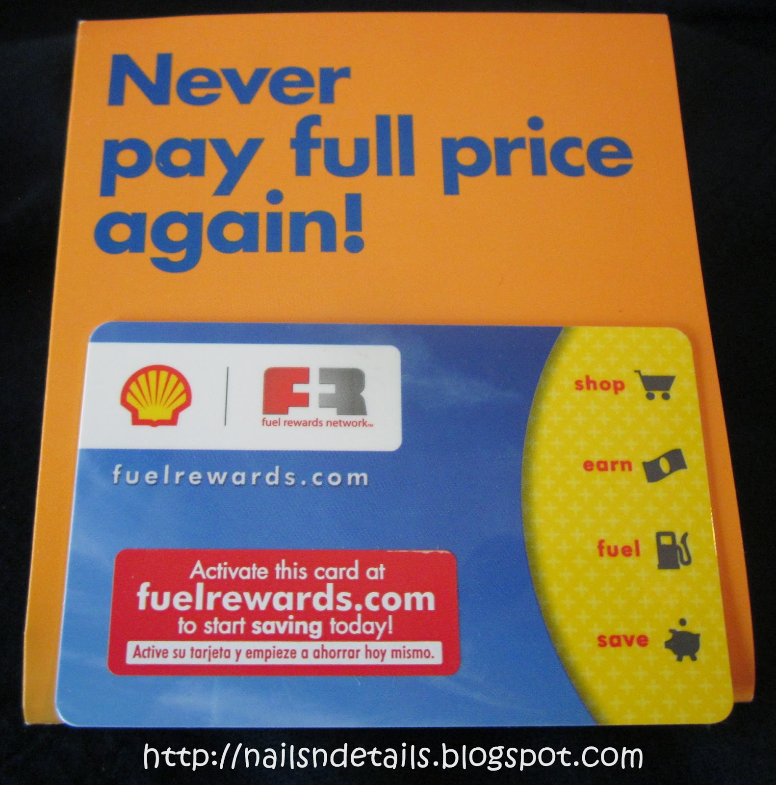 i am excited to register my card and start saving money on fuel shell is offering new members savings of - How To Use Shell Fuel Rewards Card