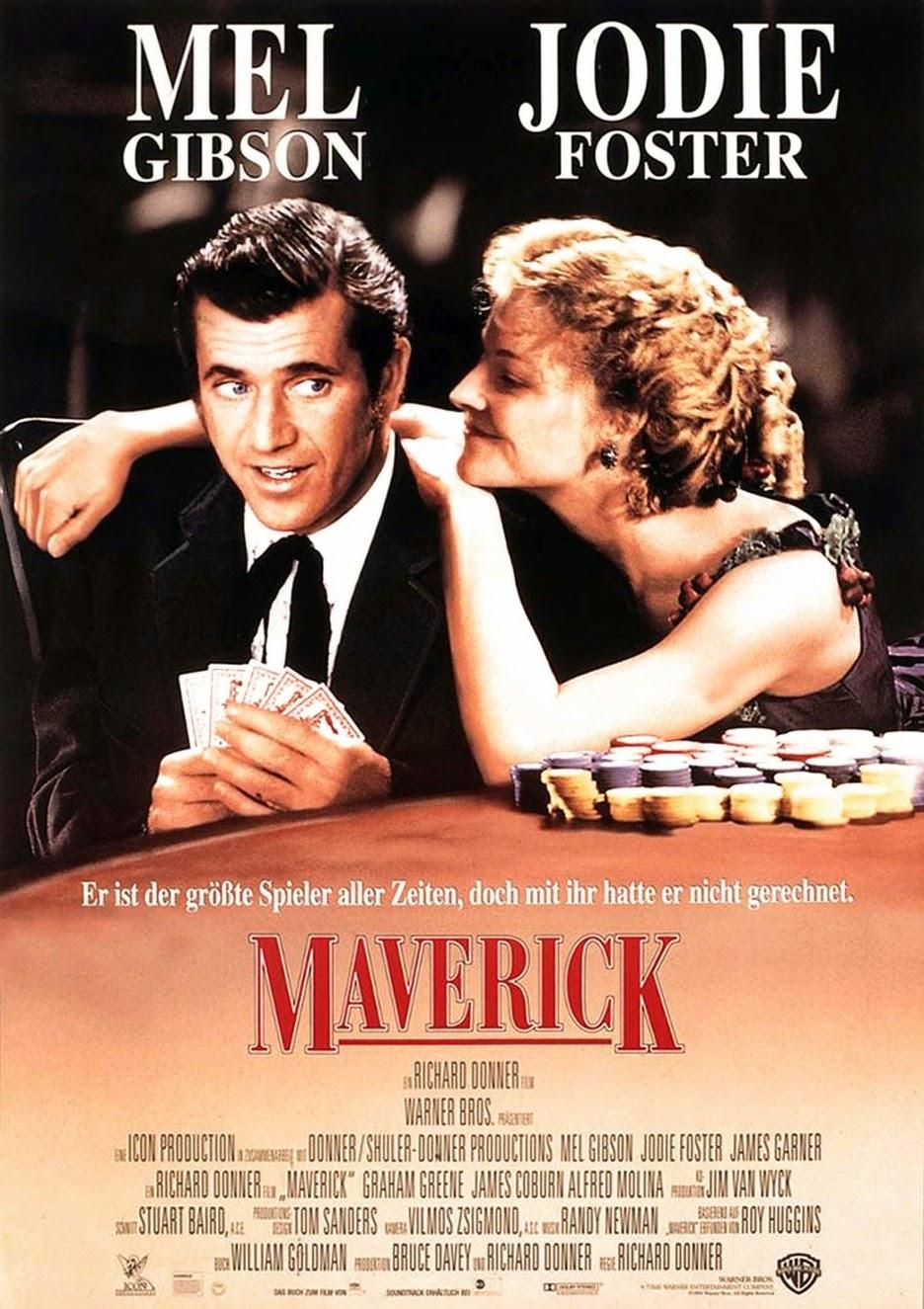 Posters de grandes películas de casino 2