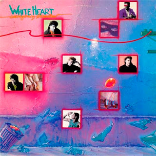 White Heart - Emergency Broadcast (1987)
