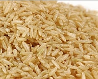 Brown Rice - close up shot