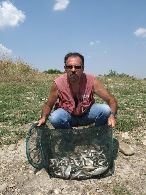 9 agosto 2009 - Lago Basentello