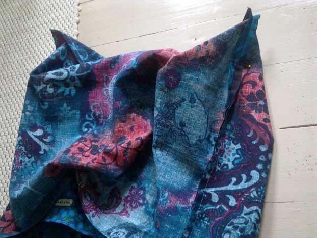 Millainen Laukku Festareille : Tilkunviilaaja ompele vetoketjulaukku