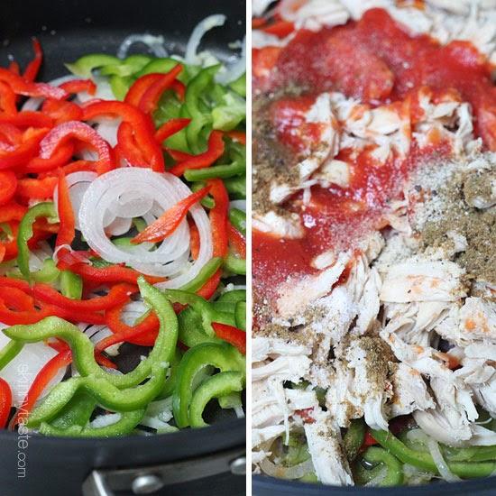 Chicken Ropa Vieja | Chella's Common Cents