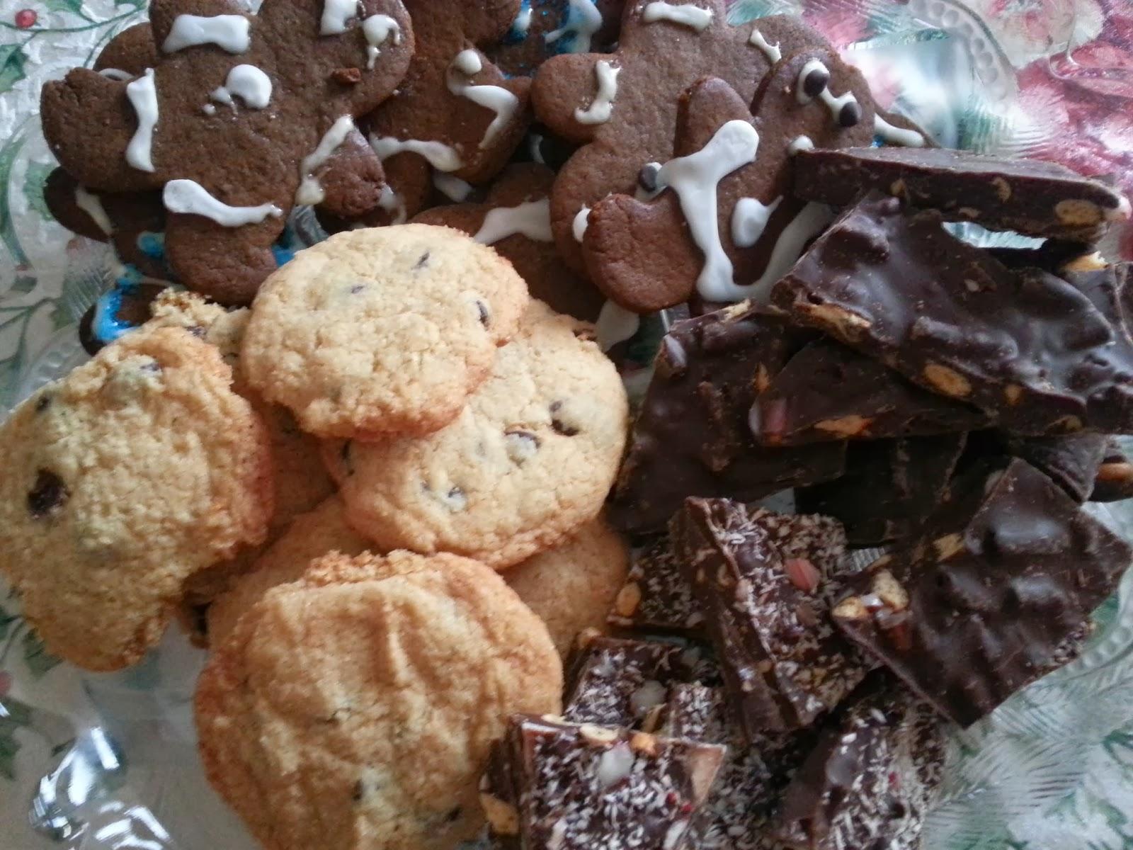 dairy free nut free desserts