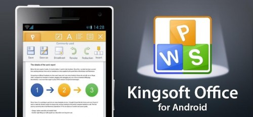 Kingsoft Free Office APK Download for Android