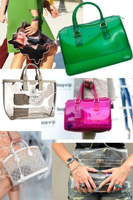 Şeffaf (Transparan) Çanta