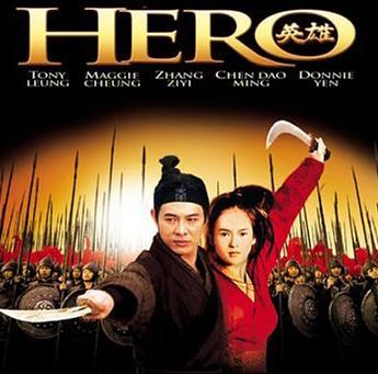Hero (2002) BRRip 420p 300MB Dual Audio | WorldFree4u.Com