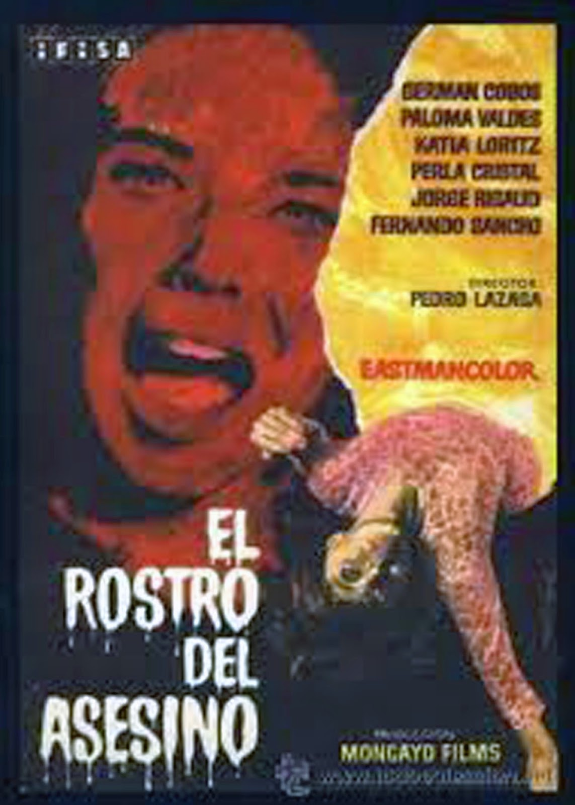 El rostro del asesino (1965)