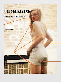 Uh Magazine 3rd Long Summer │L' I KING DELLA GABELLIERA│ CLARABELLE COW│ CLARETTA E IL VERMOUTH