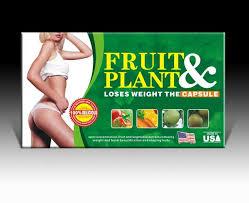 jual Fruit & Plant melangsingkan tubuh dengan aman