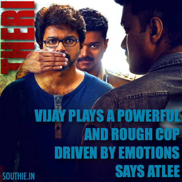 Vijay 59, Theri, Cop, Powerful Vijay, Rough Vijay, Mass Vijay, Theri Vijay, Ajith Vs Vijay, Vedhalam Vs Theri,