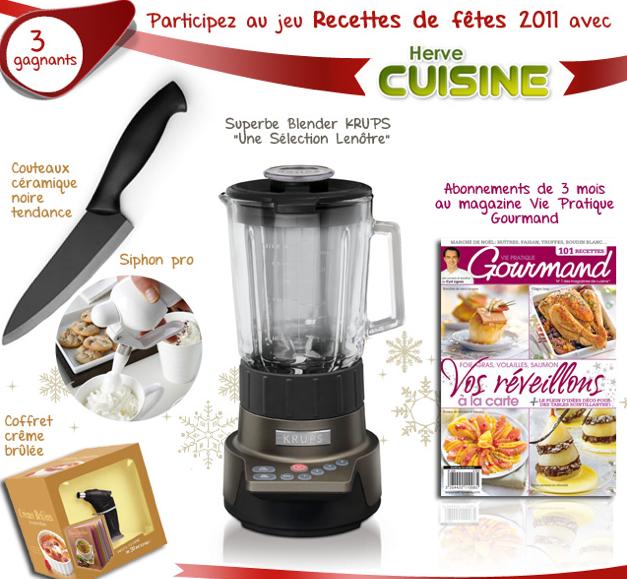 Concours herv cuisine blogs de cuisine - Jeux de concour de cuisine ...