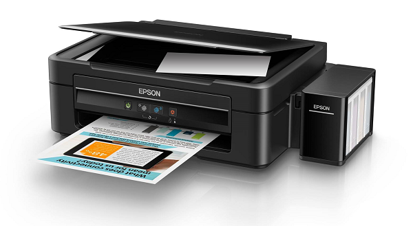 Epson Marks 5th Anniversary With New L Series Ink Tank