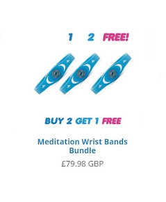 Pachet promotional la Bratara de meditatie