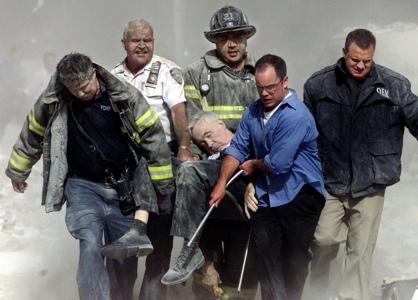 9 11 heros