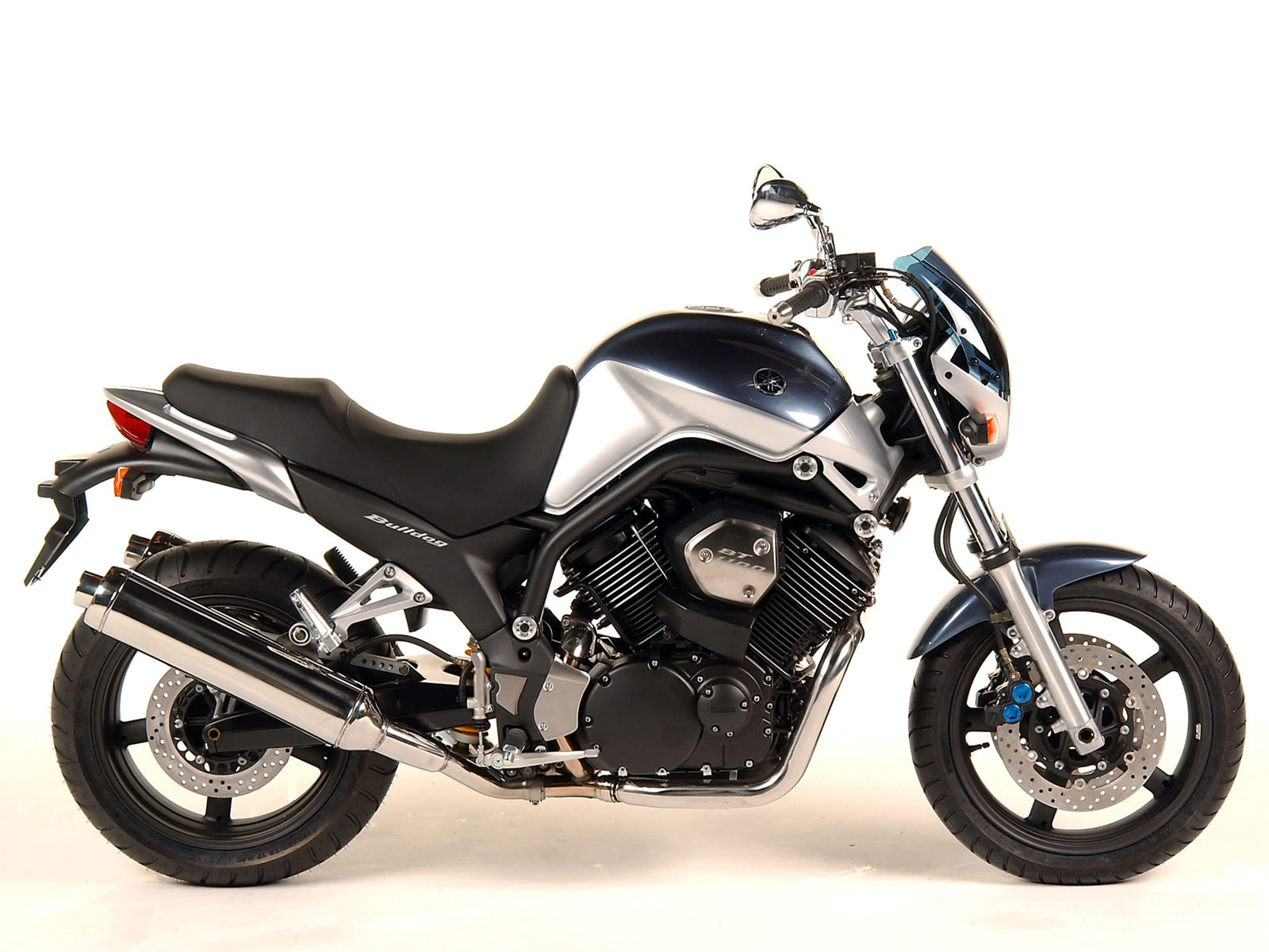 MOTORCYCLE BIG BIKE 2005 YAMAHA BT1100 Bulldog