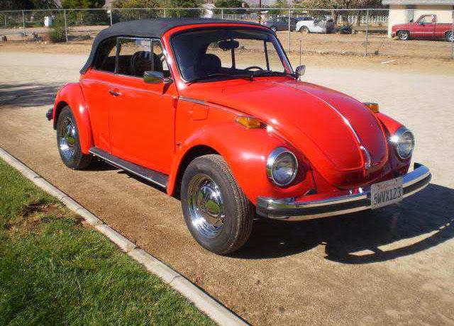 1978 Super Beetle Convertible - Buy Classic Volks