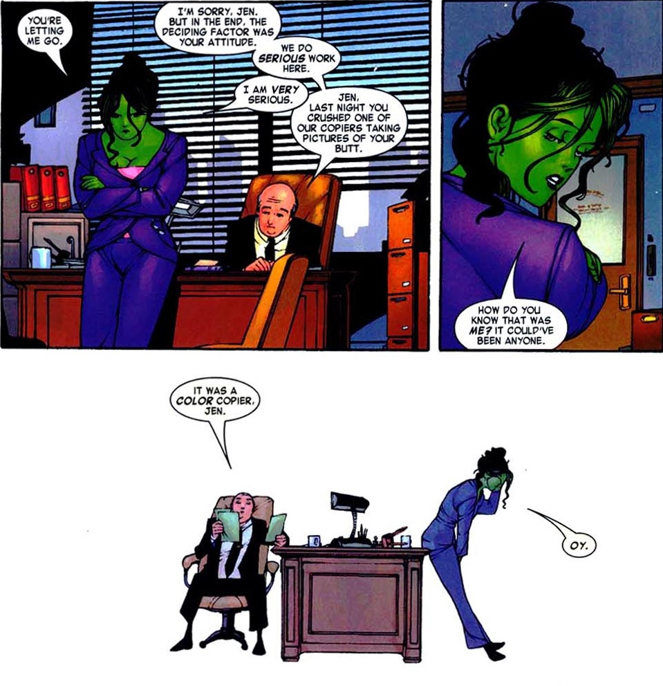 She-Hulk Comics Quote-3