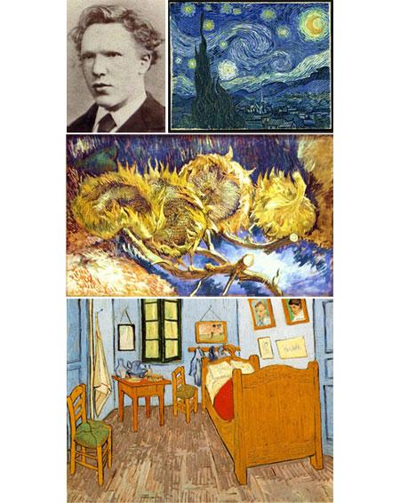 Lukisan Van Gogh
