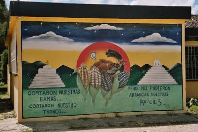 Museo della medicina Maya Chiapas