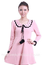 NBP0035 CHERRY PEPLUM