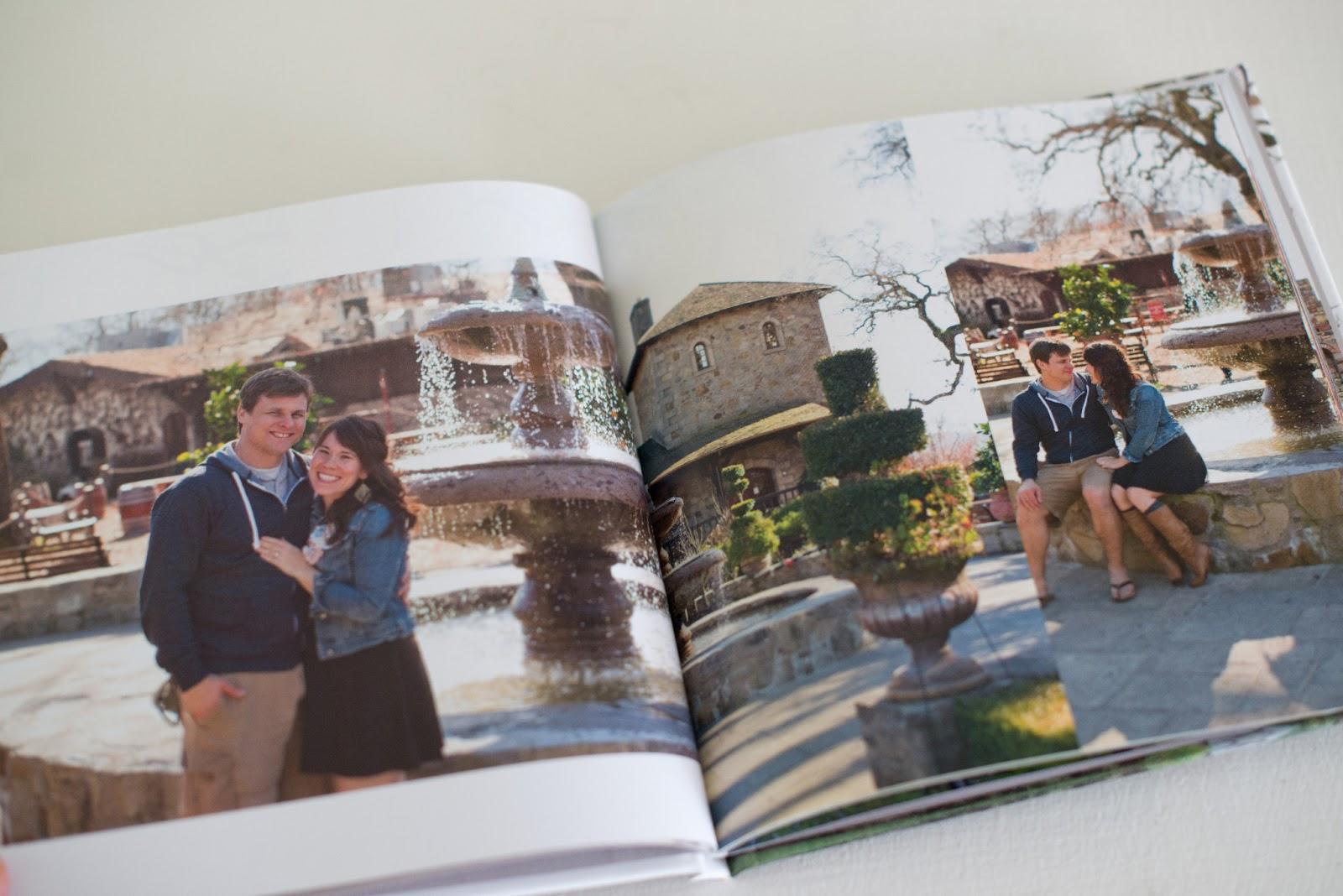 how to make a blurb photo book