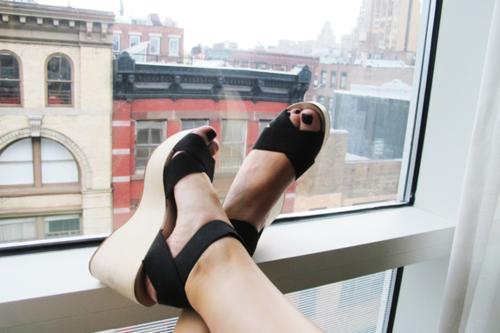 Zapatos de moda para gorditas 2015