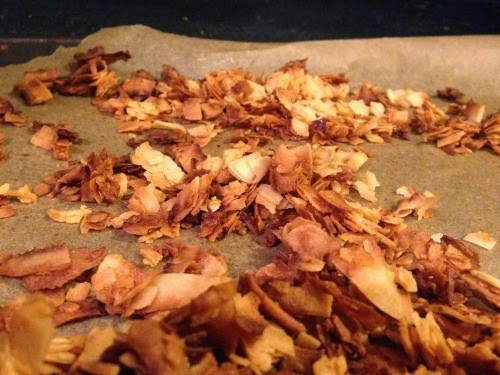 Vegan Chipotle Coconut Bacon