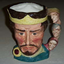Macbeth Character Jug D6667 Shakespearean Collection