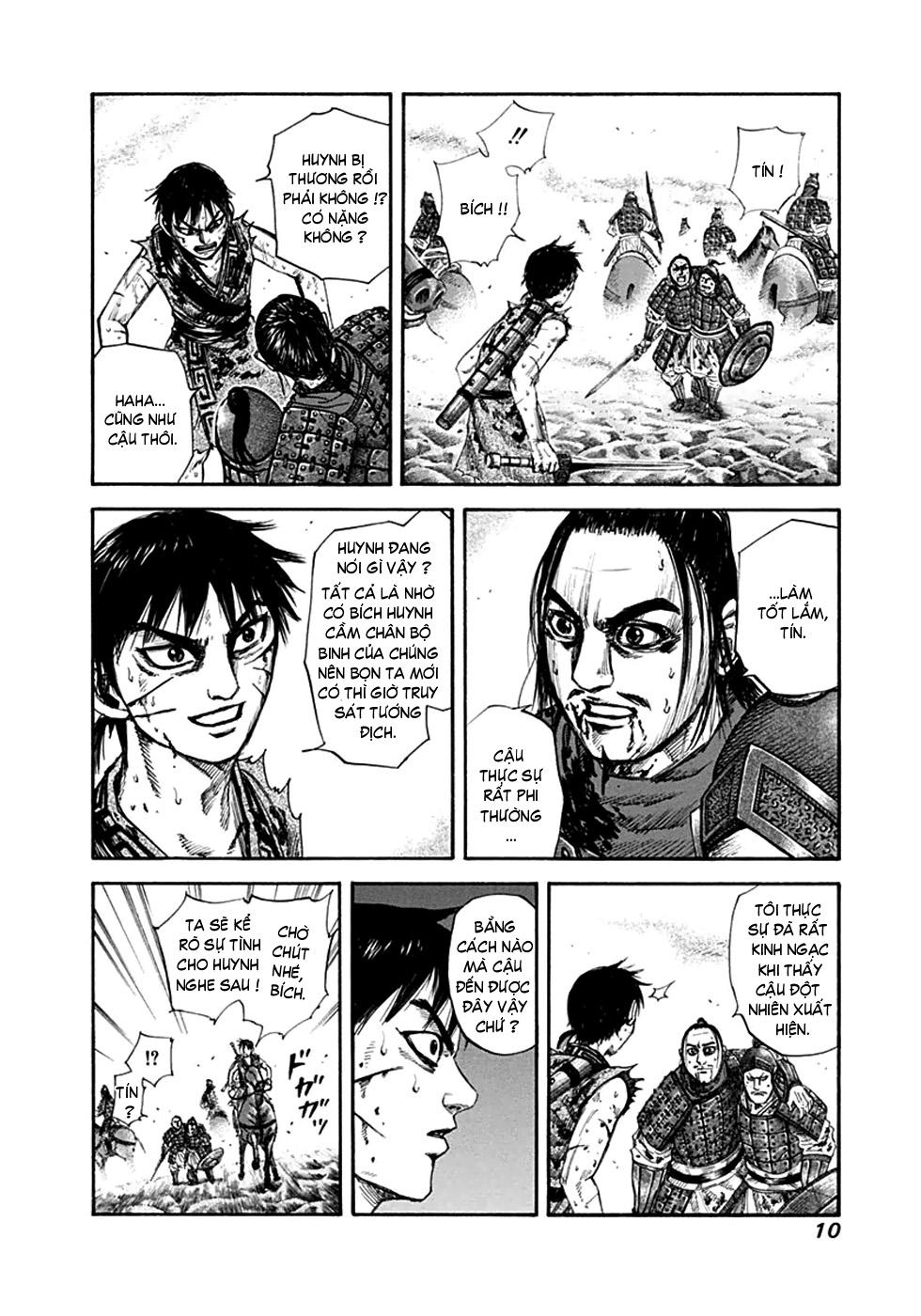 Kingdom - Vương Giả Thiên Hạ Chapter 130 page 10 - IZTruyenTranh.com