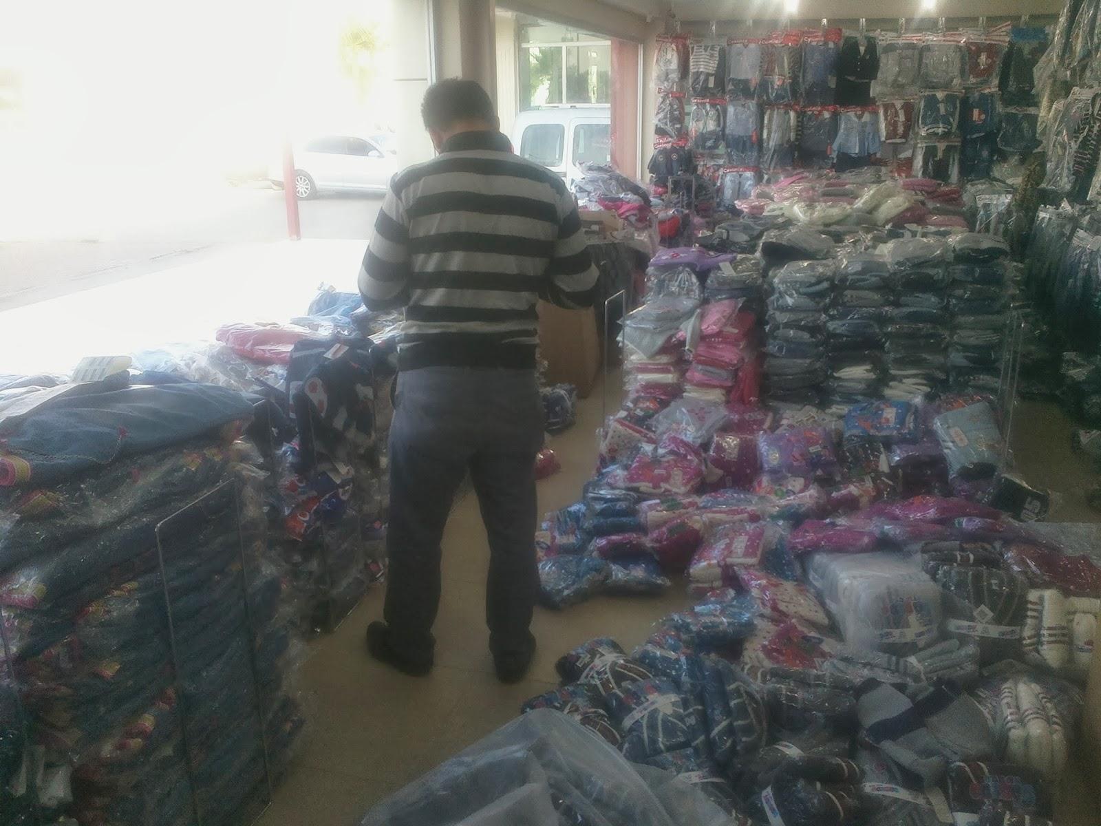 toptan çocuk giyim mağaza