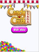 Tải game Candy crush saga cho điện thoại