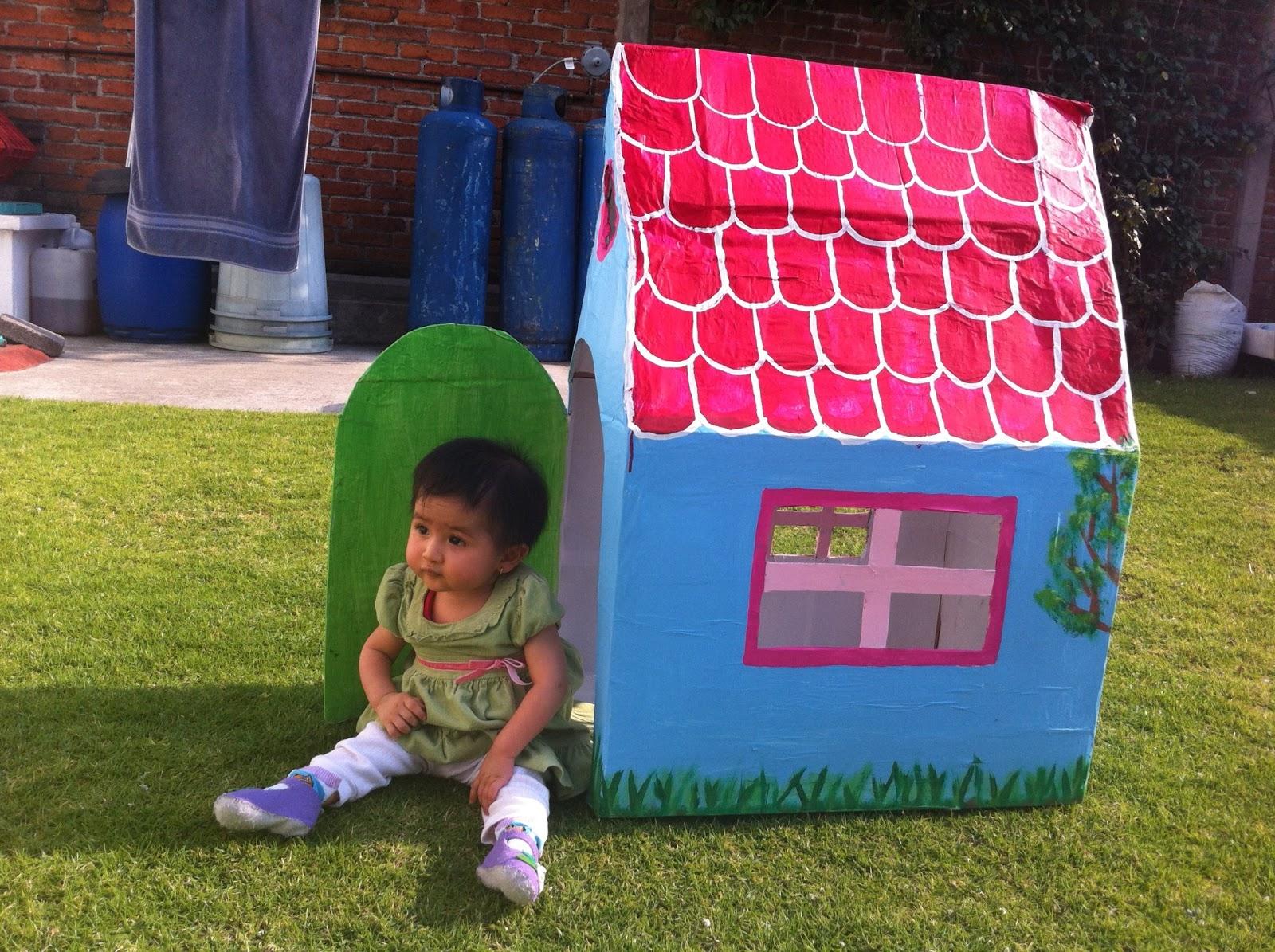 Casas de Muñecas: Casita Para Bebes