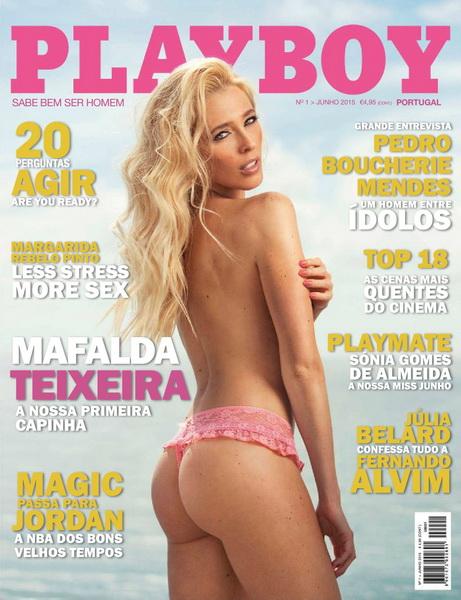 Playboy – Nº 1 Junho (2015)