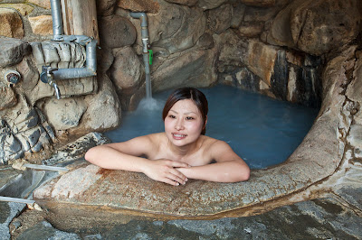 Onsen in Kumano, Wakayama Prefecture