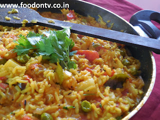 Indian Rice Recipe, Fried Rice Recipe, Indian Biryani